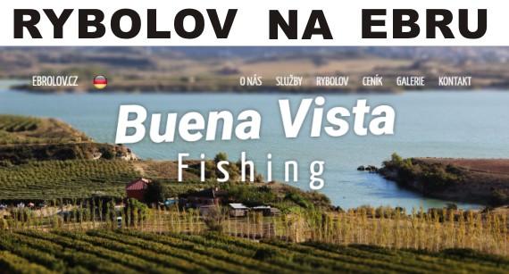 Rybaření na Ebru