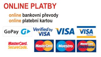 Online platby v rybářském eshopu Sumcari