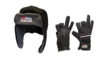 Rybářské čepice a rukavice