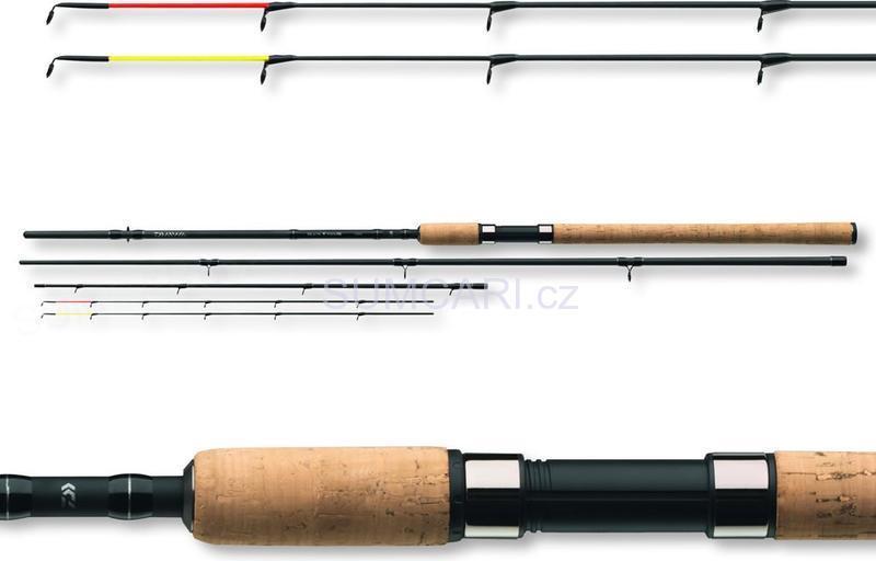 DAIWA BLACK WIDOW FEEDER 390cm/do 150g
