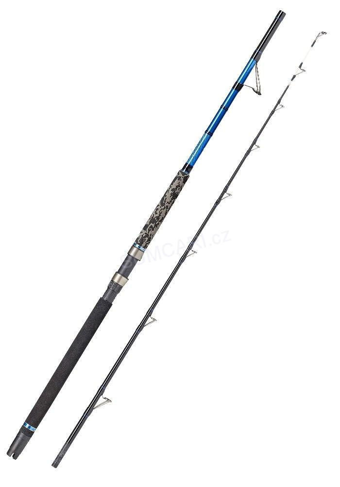 DAM Steelpower Blue Light Boat Power Tip 2.10m 50lb 20-600g, 2díl