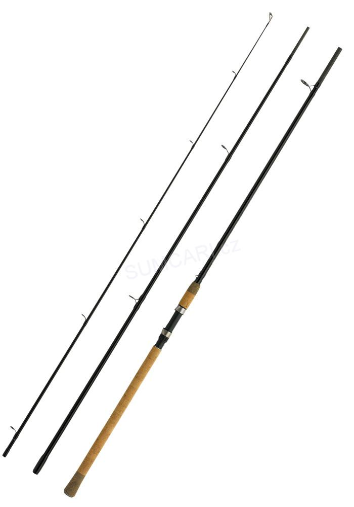 WFT prut Lake River Stalking Rod 3.65m 20-55g, 3díl