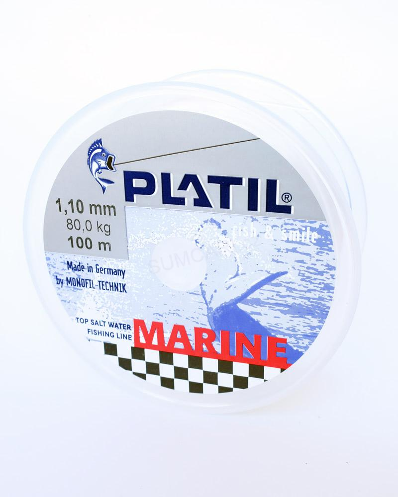 PLATIL vlasec MARINE 0.60mm, 21.50kg, 100m