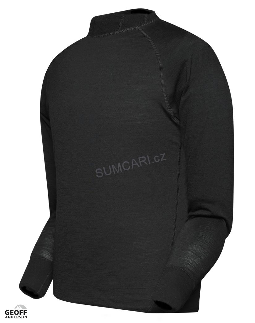 da34f1c6007 Teplé triko s dlouhým rukávem Geoff Anderson OTARA 150 T-shirt