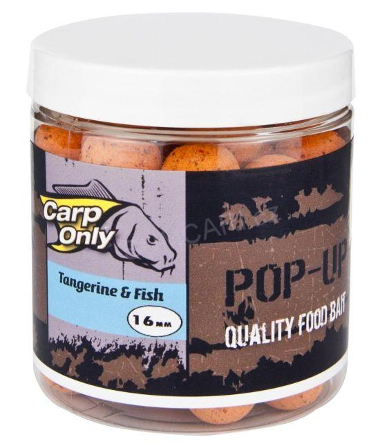 Carp Only TANGERINE & FISH POP UP 16mm 80g