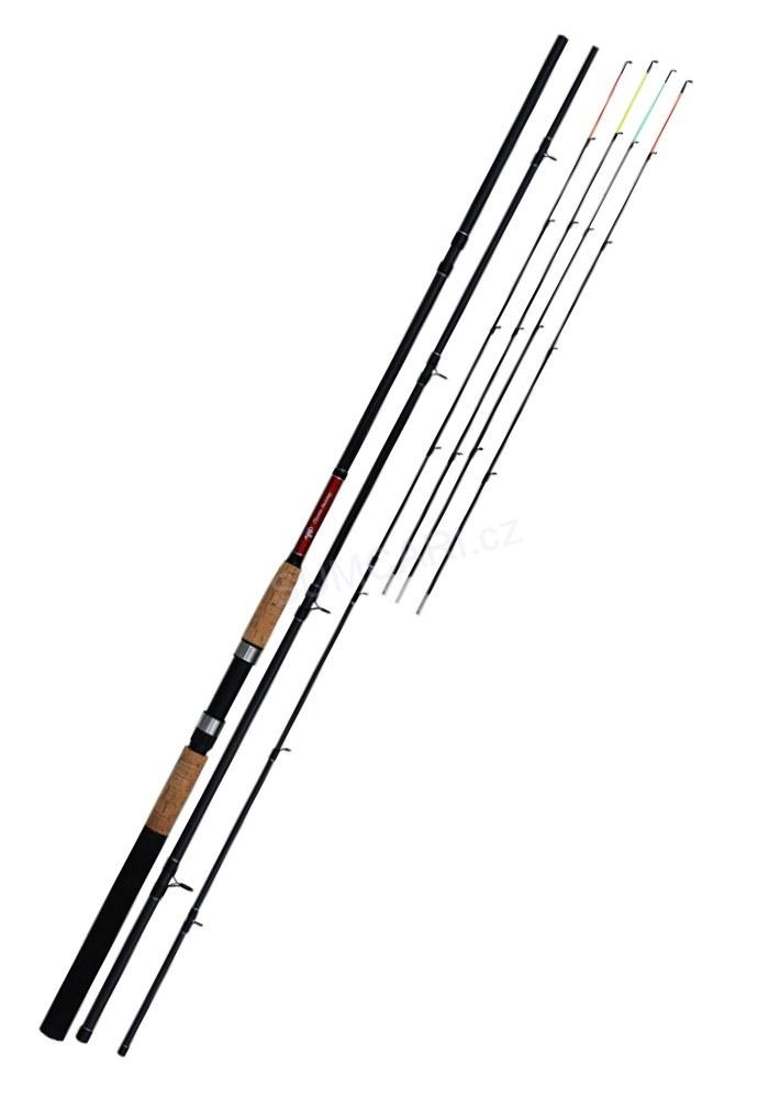 Giants Fishing prut CLX Feeder TR 3.30m 90g, 3díl