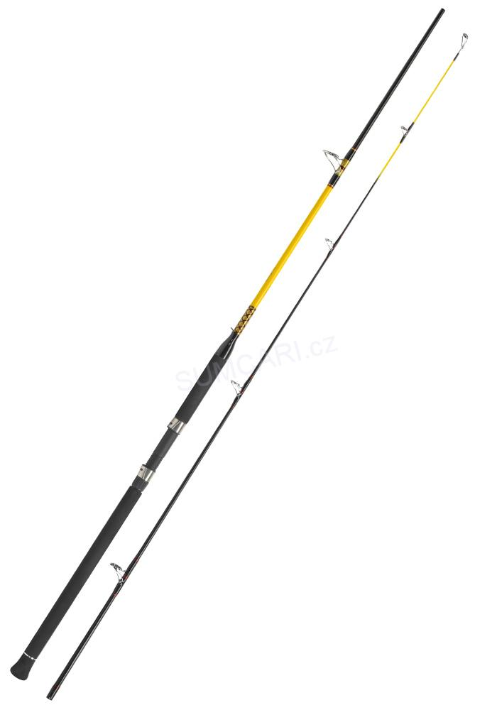 WFT Never Crack Big fish 2.40m 150-700g, 2díl
