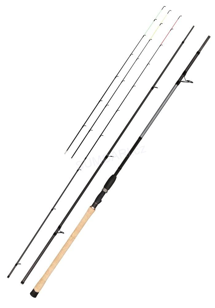 Giants Fishing prut Deluxe Feeder MH 3.60m 100g, 3díl