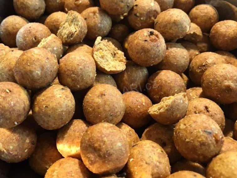 Carp Only Frenetic A.L.T. boilies Pineapple 24mm, 5kg