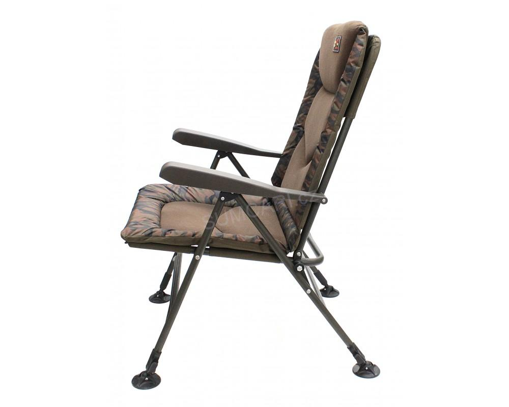 Zfish křeslo Deluxe Camo Chair