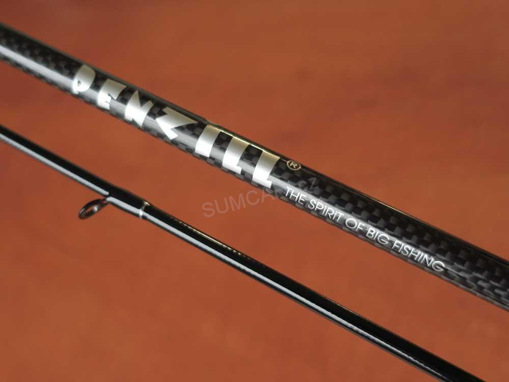 WFT prut Penzill Black Spear DROP SHOT 2.40m 3-30g, 2díl
