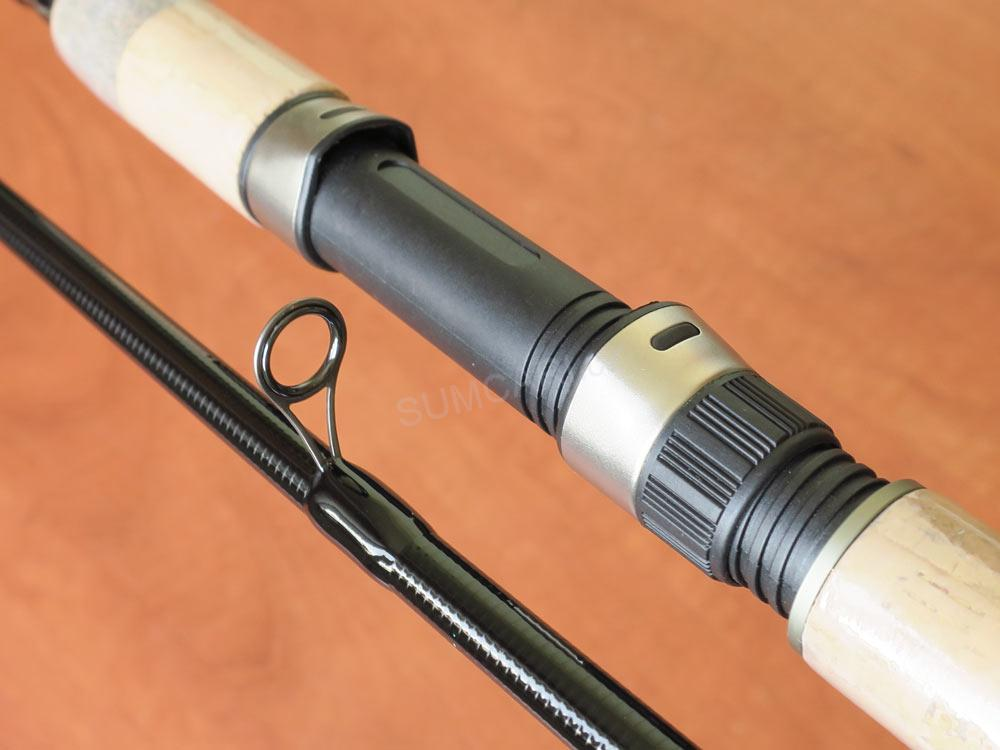 WFT prut Lake River Stalking Rod 3.35m 20-55g, 2díl