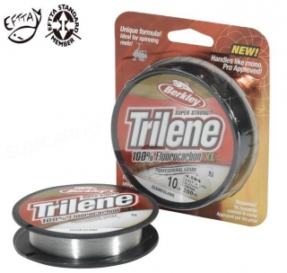 Berkley Fluorocarbon Trilene XL 0,60mm 50m
