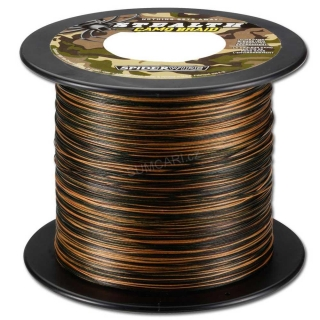 Spiderwire Spider CAMO 0.40mm 53,6kg, 110m