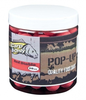 Carp Only Red Diablo POP UP 16mm 100g