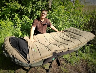 Giants Fishing spací pytel All Season 2 in1 Sleeping Bag