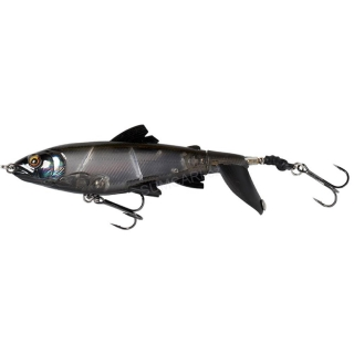Savage Gear 3D Smashtail Floating BLACK Ghost 10cm, 17g