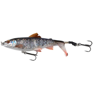 Savage Gear 3D Smashtail Floating ROACH Ghost 13.5cm, 38g