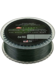 Berkley vlasec Connect CM90 0.28mm 6.40kg, 1200m Weedy Green