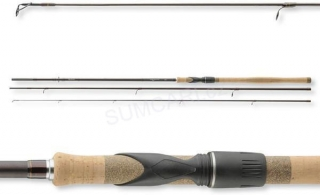 DAIWA Aqualite Power Float 4.20m, 15-50g, 3 díl