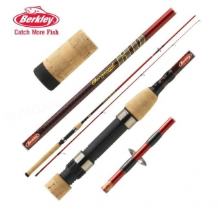 Berkley CHERRYWOOD HD Spin 2,40m/15-40g,2dílný