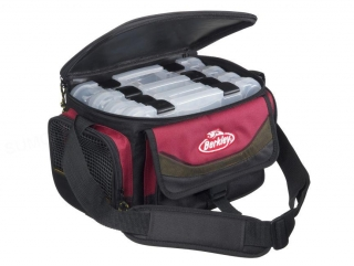 Berkley SYSTEM BAG 2015 RED-BLACK M