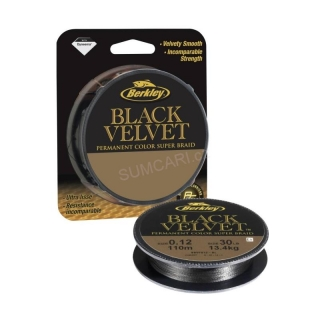 BERKLEY Black Velvet 0.30mm, 40.1kg, 110m
