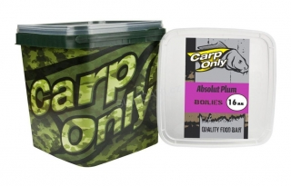 Carp Only ABSOLUT PLUM boilies 24mm 3kg