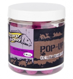 Carp Only ABSOLUT PLUM POP UP 20mm 100g