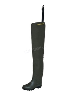 Goodyear holínky Hip Waders Cuissarde SP Green vel. 42