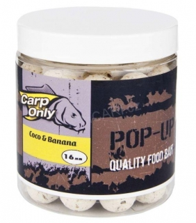 Carp Only COCO & BANANA POP UP 12mm 80g