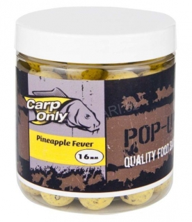 Carp Only plovoucí boilies PINEAPPLE FEVER POP UP 12mm 100g