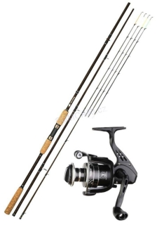Giants Fishing prut LXR Feeder 12ft 50-100g + naviják zdarma!