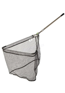 Giants Fishing podběrák Strong Alu Rubber Landing Net 2.20m 60x60cm