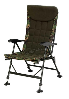 Giants Fishing křesílko Komfy Camo Chair