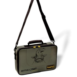 Black Cat přívlačová taška BATTLE CAT Spinning Bag