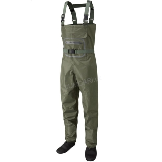 Leeda prsačky Profil Breathable Chest Waders vel. L