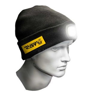 Black Cat čepice LED Lancer Beanie