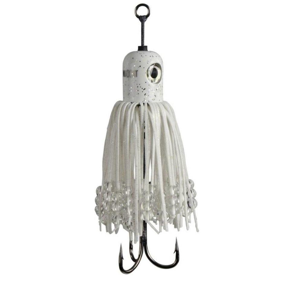 MADCAT chobotnice Clonk Teaser Glass Ghost 200g