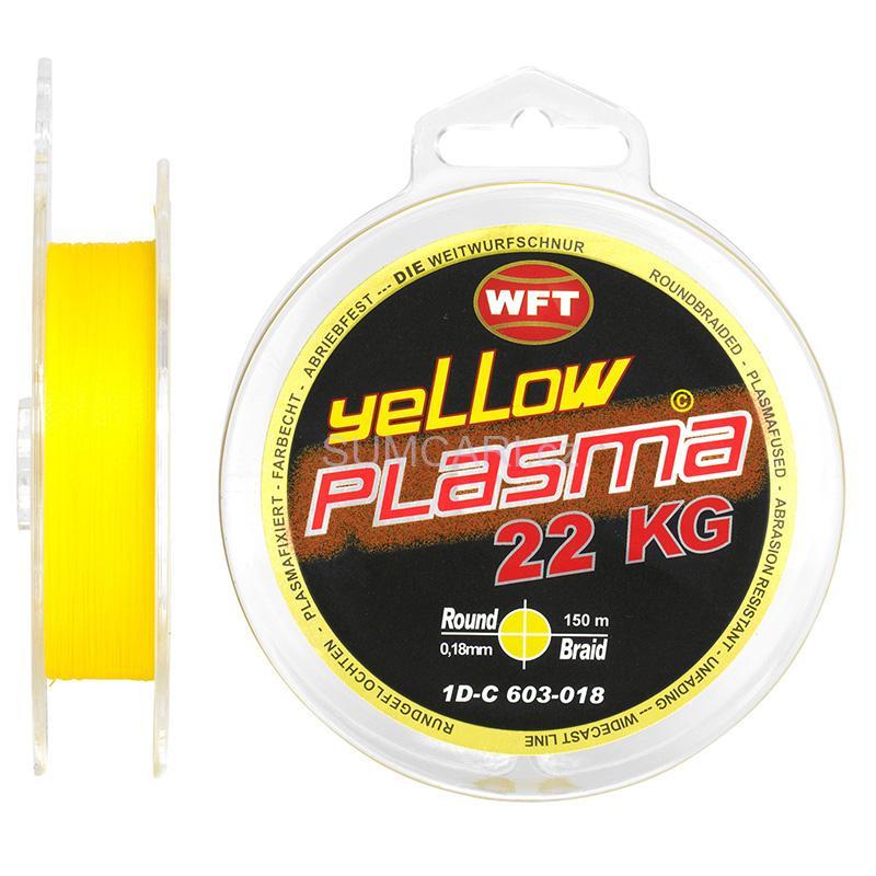 WFT PLASMA Round 0,26mm/31kg/150m
