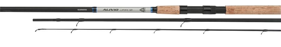 Shiamno Alivio CX Match 3.90m, 20g, 3 díl