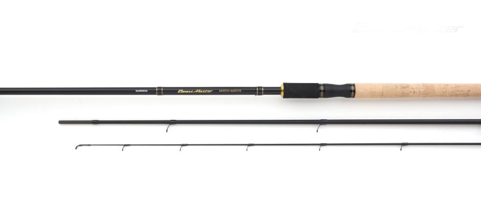 Shimano Beastmaster Match AX 420F, 4.20m, 20g, 3 díl