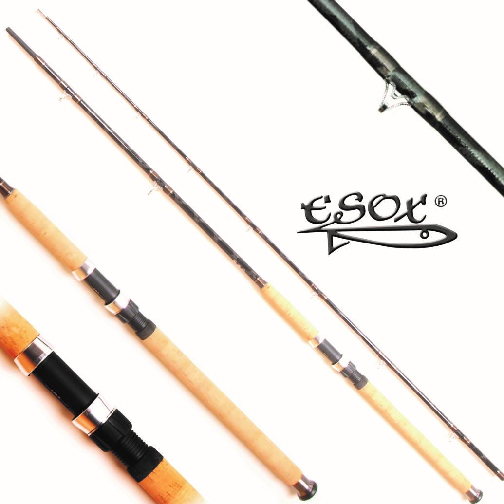 ESOX prut na sumce Cat Fish 2.70m 200-400g, 2díl