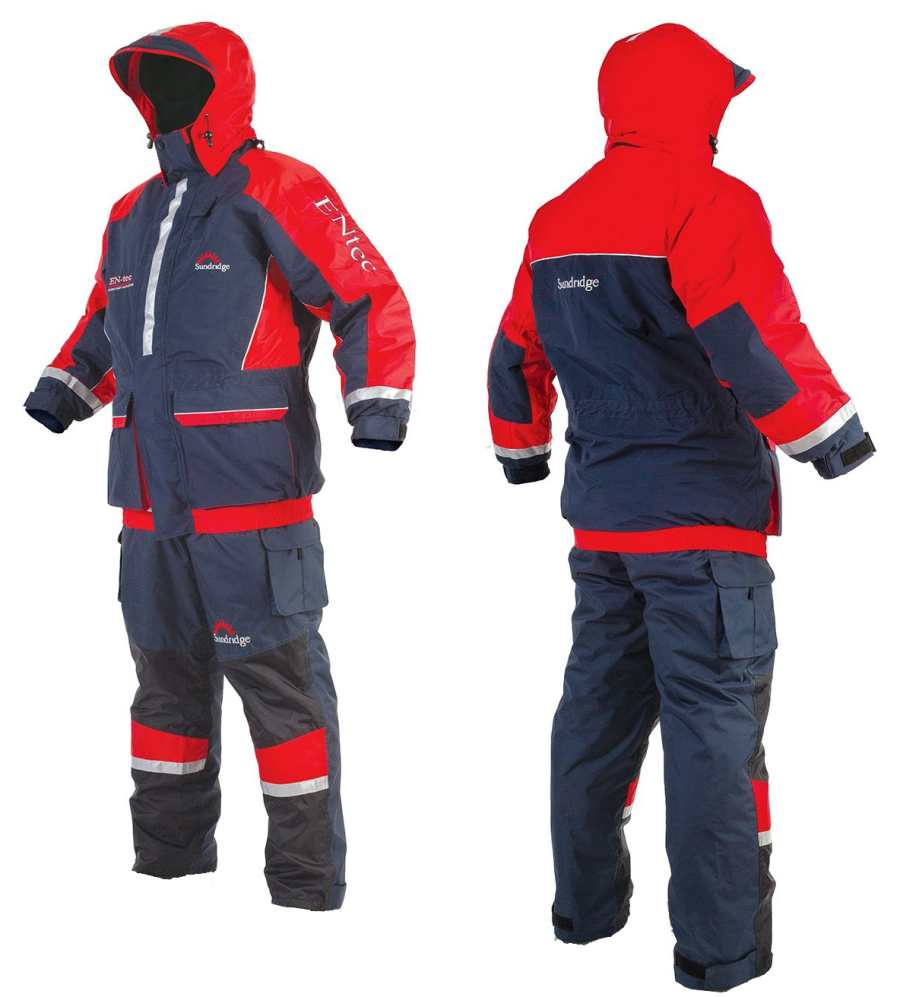 SUNDRIDGE plovoucí oblek EN-TEC 4 SUIT XL