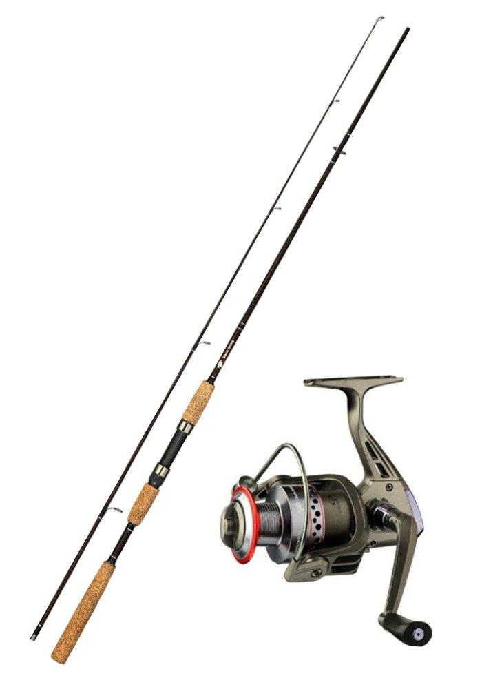 Fotografie Giants Fishing Prut LXR Spin 8ft 10-35g + naviják zdarma!