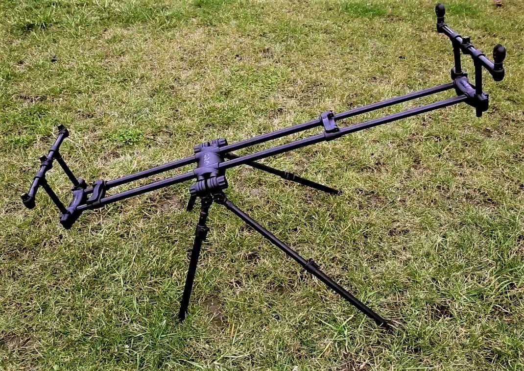 JRC stojan Cocoon Quad-pod 3rod