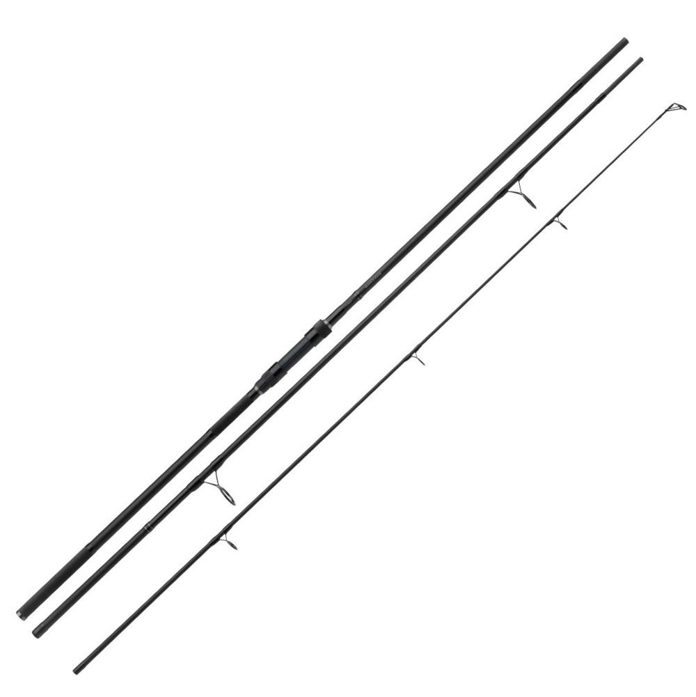 DAIWA prut BLACK WIDOW Carp 3.60m 3lb, 3díl.