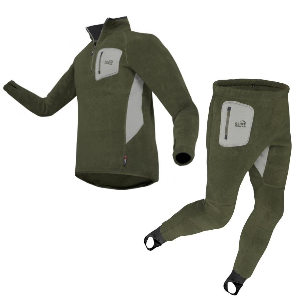 Geoff Anderson oblečení Thermal 2 PRO 200 SET vel.XS