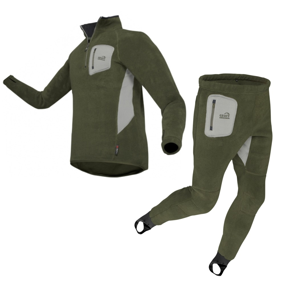 Geoff Anderson oblečení Thermal 2 PRO 200 SET vel. XXXL