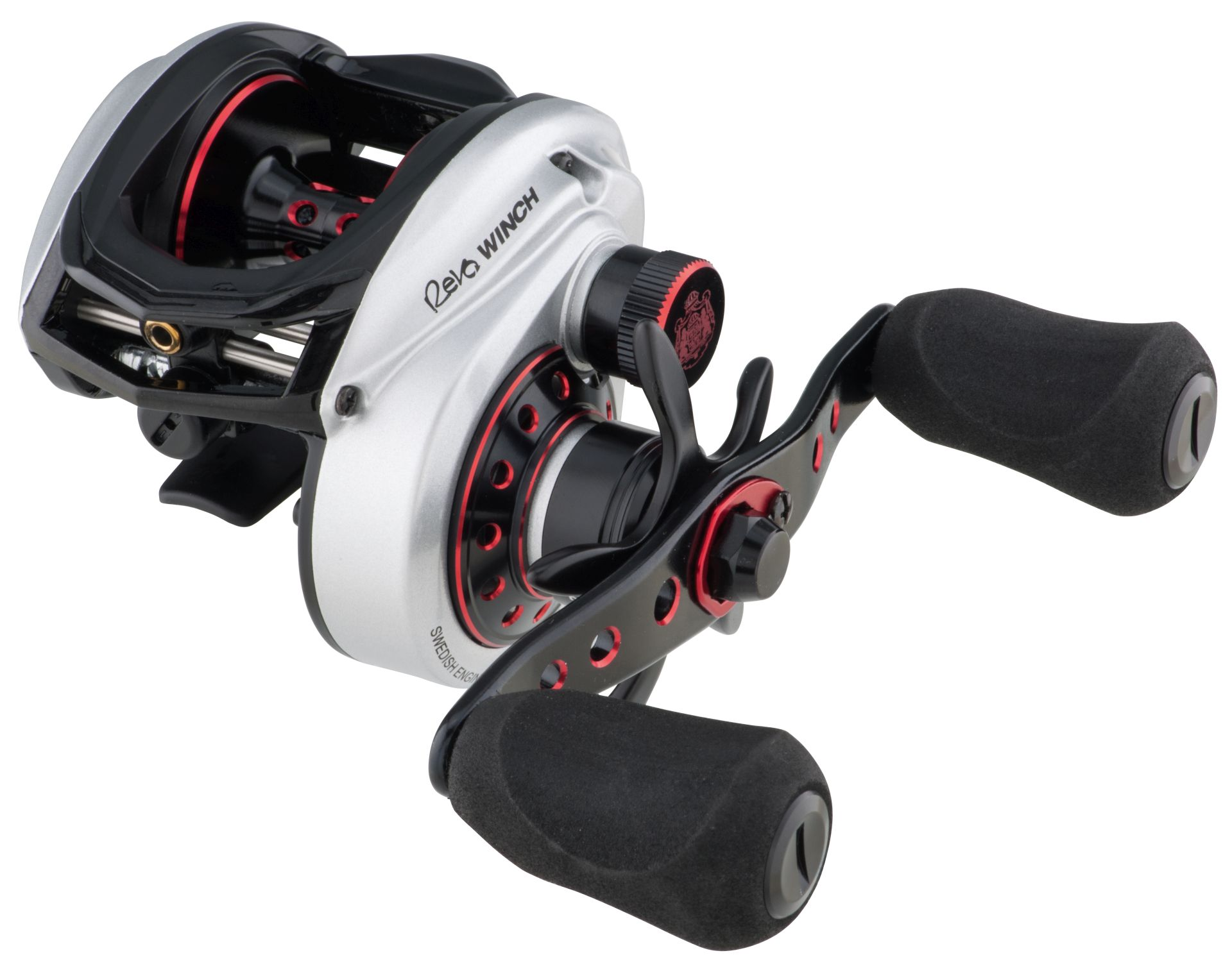 Abu Garcia multiplikátor REVO Winch Left LP